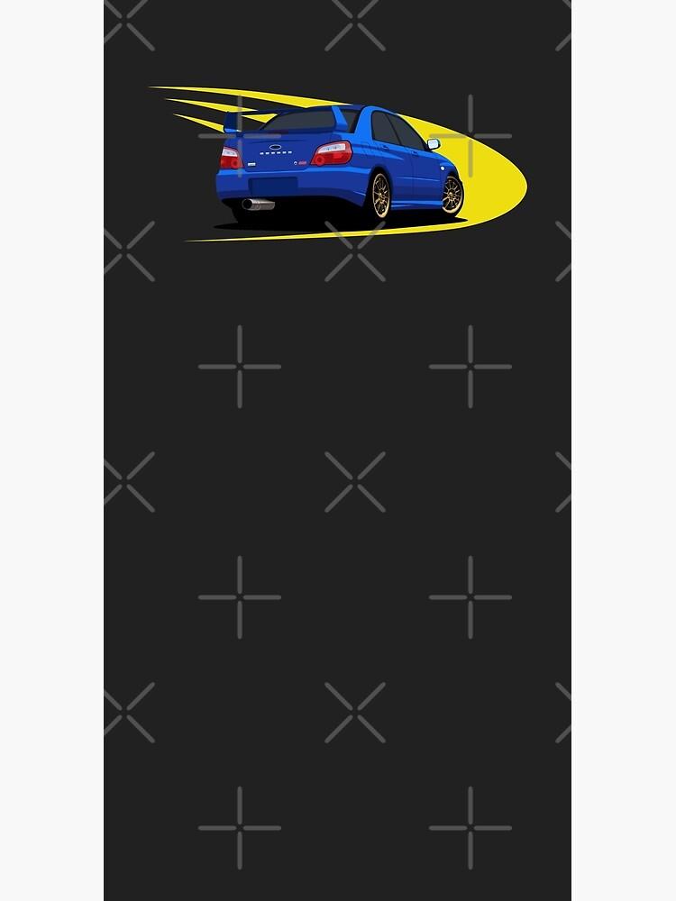 Impreza WRX by AutomotiveArt