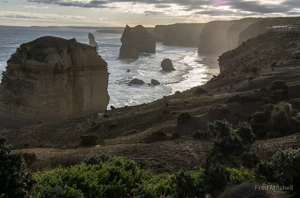 The 12 Apostles 20130606 5247 by Fred Mitchell