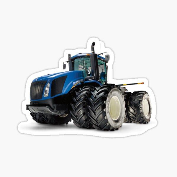 Tracteur New Holland Sticker