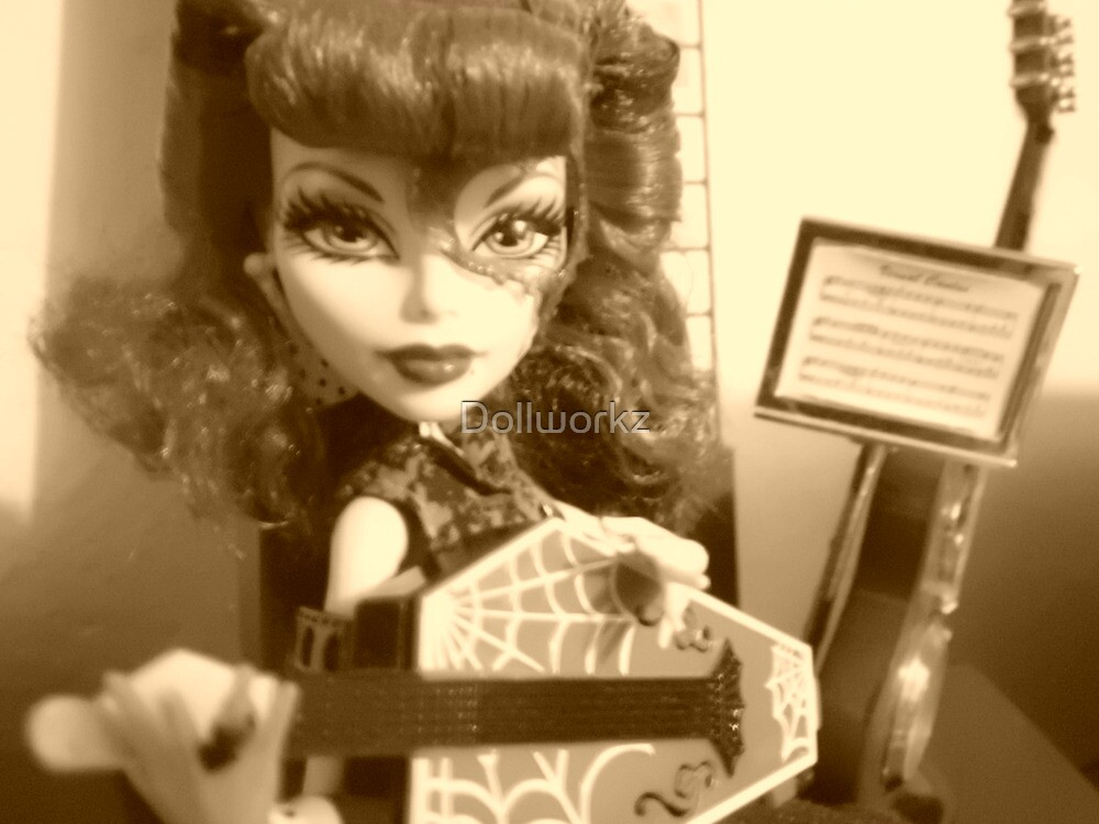 Rockabilly Flamenco by Dollworkz