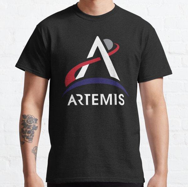 Artemis Program NASA Mission to the Moon Classic T-Shirt