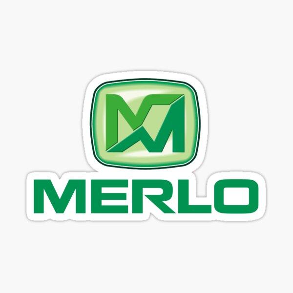 Logo Merlo Sticker