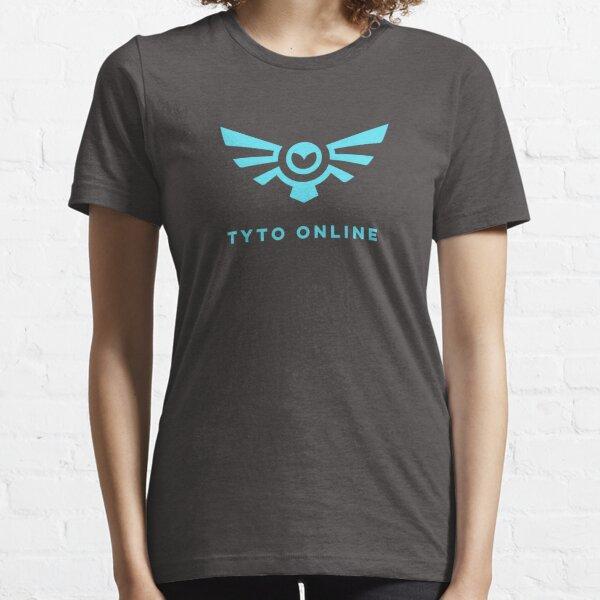 Tyto Online Logo (Blue) Essential T-Shirt