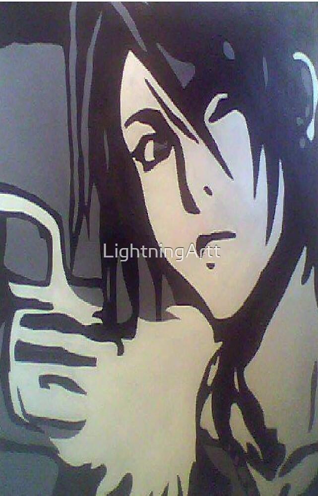 Squall Leonheart by LightningArtt