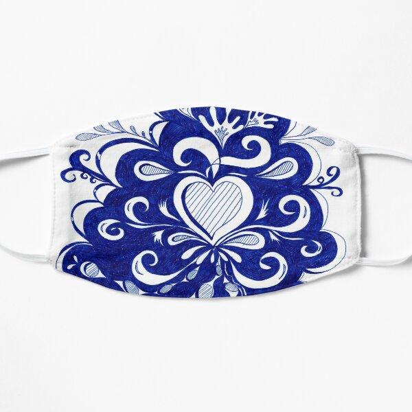 All Heart Flat Mask