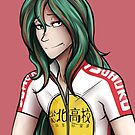 Makishima Portrait by Matt Jones
