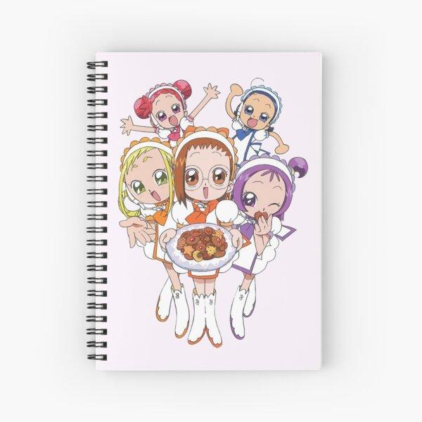 Ojamajo Doremi Cookies Cuaderno de espiral