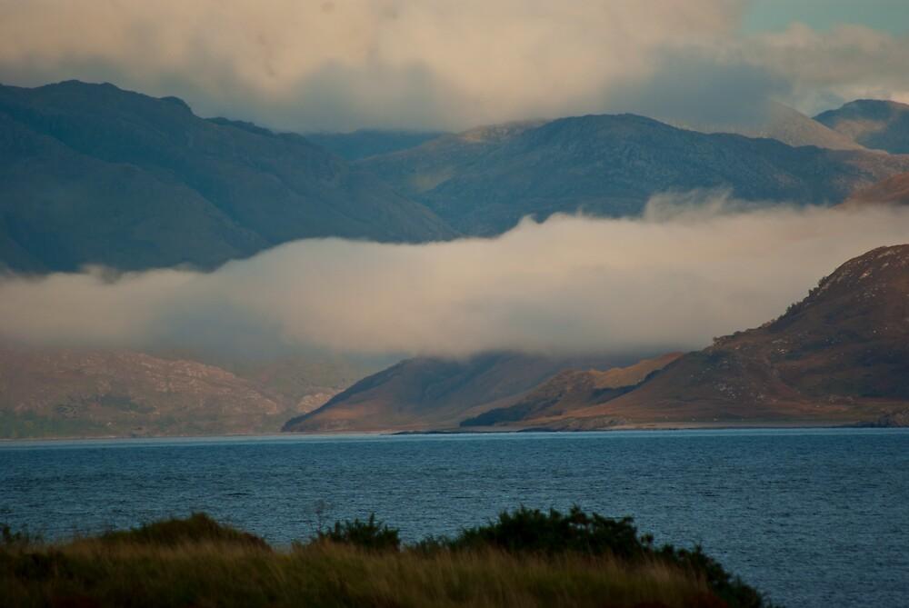 A Skye Loch by Kevin Cartwright