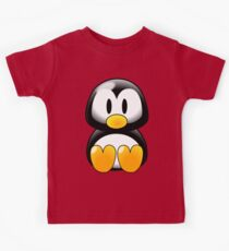 Little Tux Kids Tee