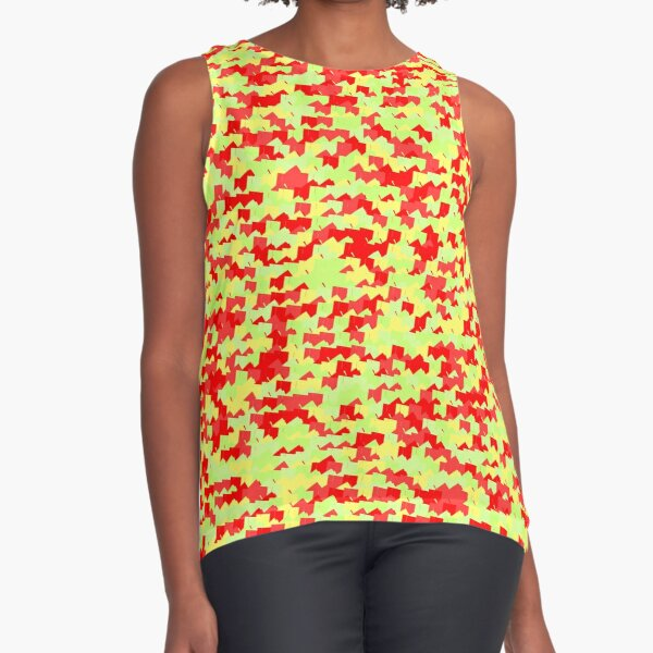 Rays Sleeveless Top