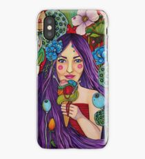 Yarn in every flavor iPhone Case/Skin