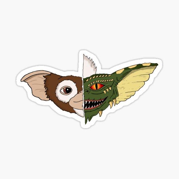Gremlins coloré Sticker