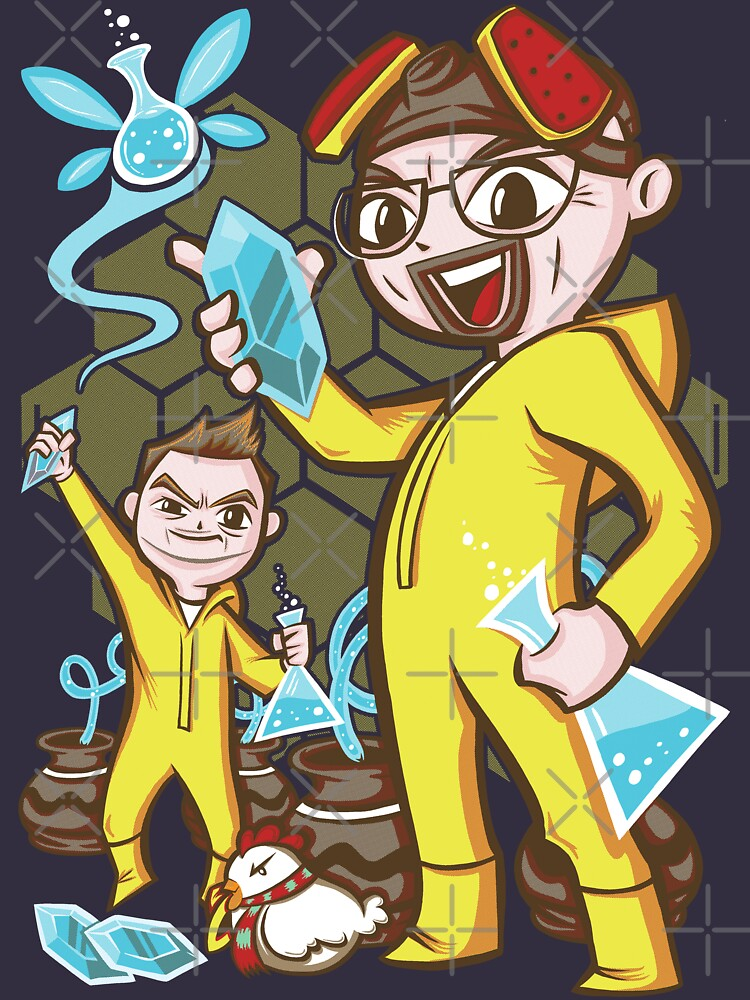 The Legend of Heisenberg by Ameda