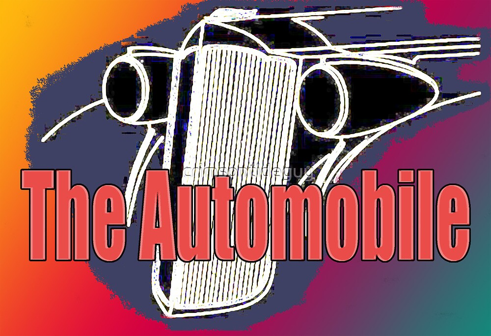 The Automobile Cover by crimsontideguy