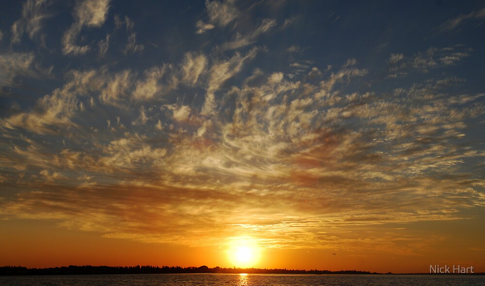 Sunset by Nicholas Hart