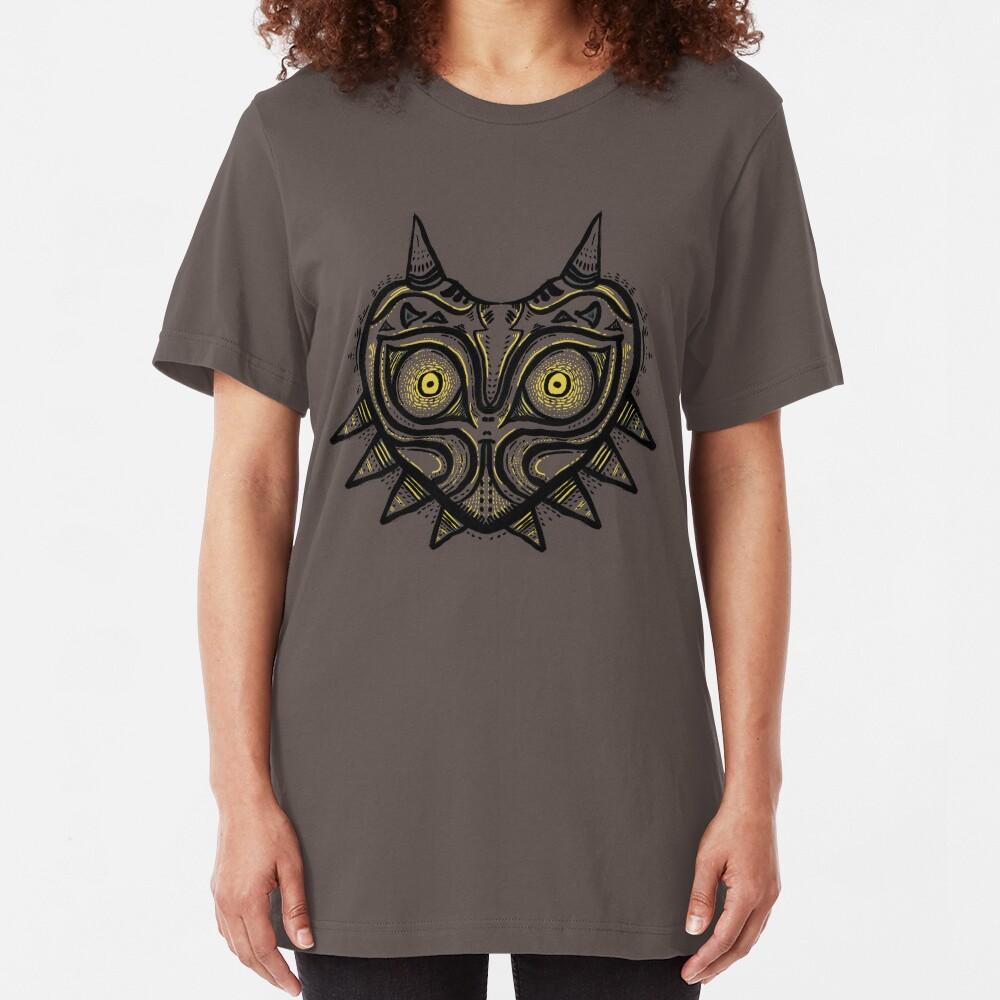 Majoras Mask Slim Fit T-Shirt