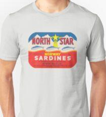 North Star Sardines Unisex T-Shirt