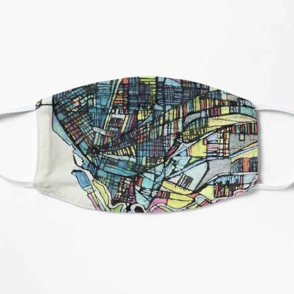 Buffalo, NY Flat Mask