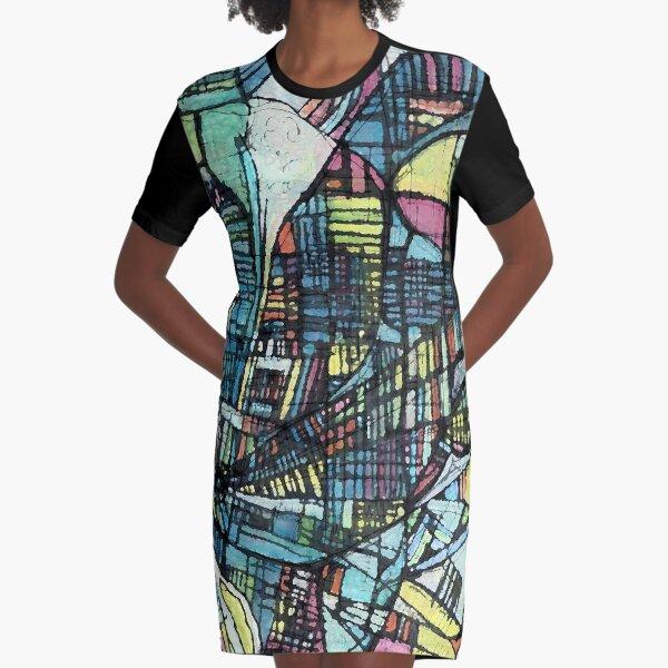 Buffalo, NY Graphic T-Shirt Dress