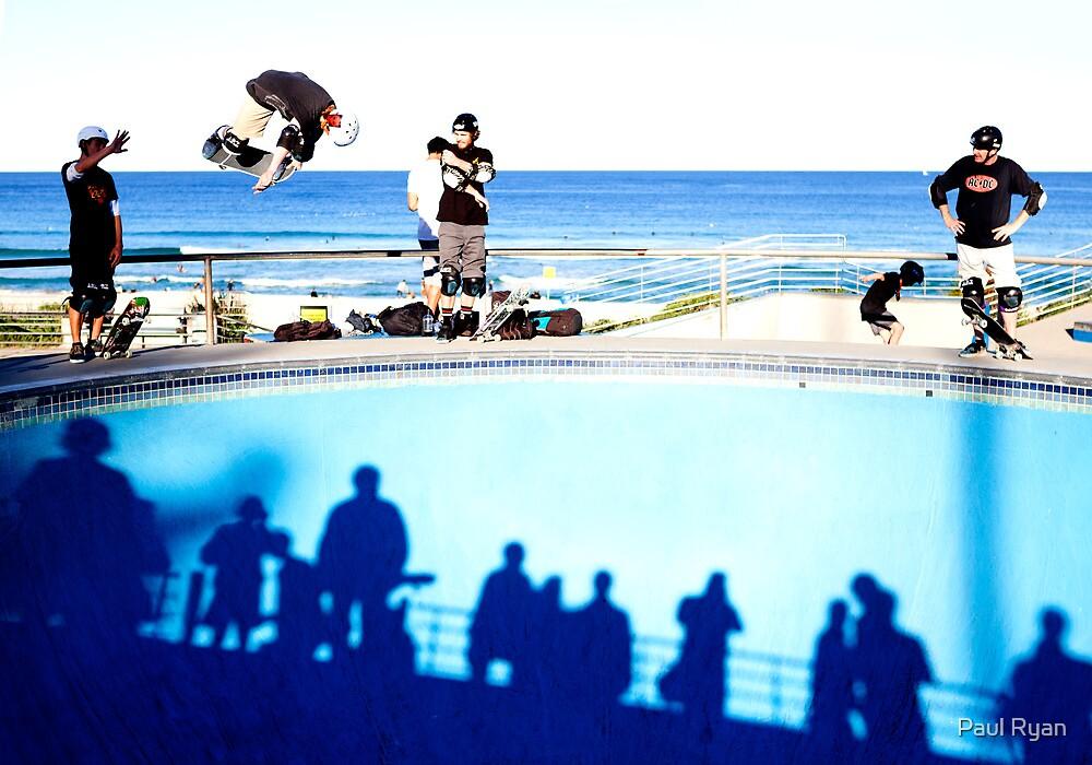Air – Bondi Beach Skatepark by Paul Ryan
