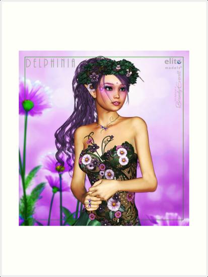 Delphinia by Brandy Everett