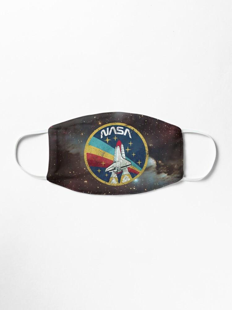 Alternate view of Nasa Vintage Colors V01 Mask