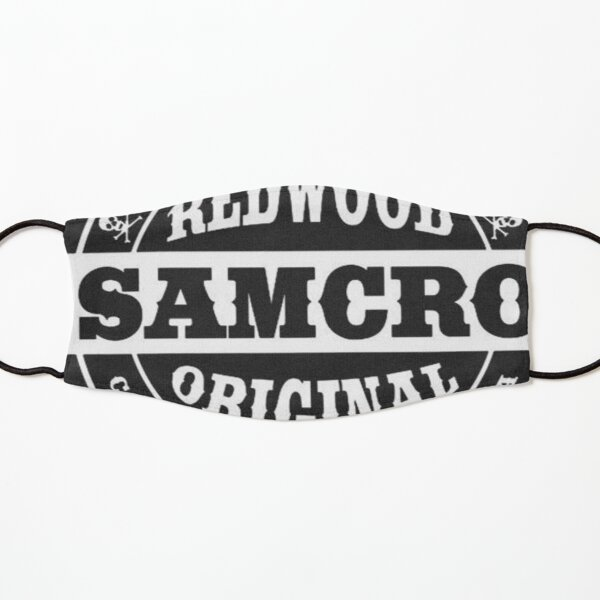 Sons of Anarchy ,   Samcro  , SOA , coque telephone , sac  Masque enfant