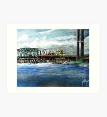 Welcome to Topsail, North Carolina Art Print