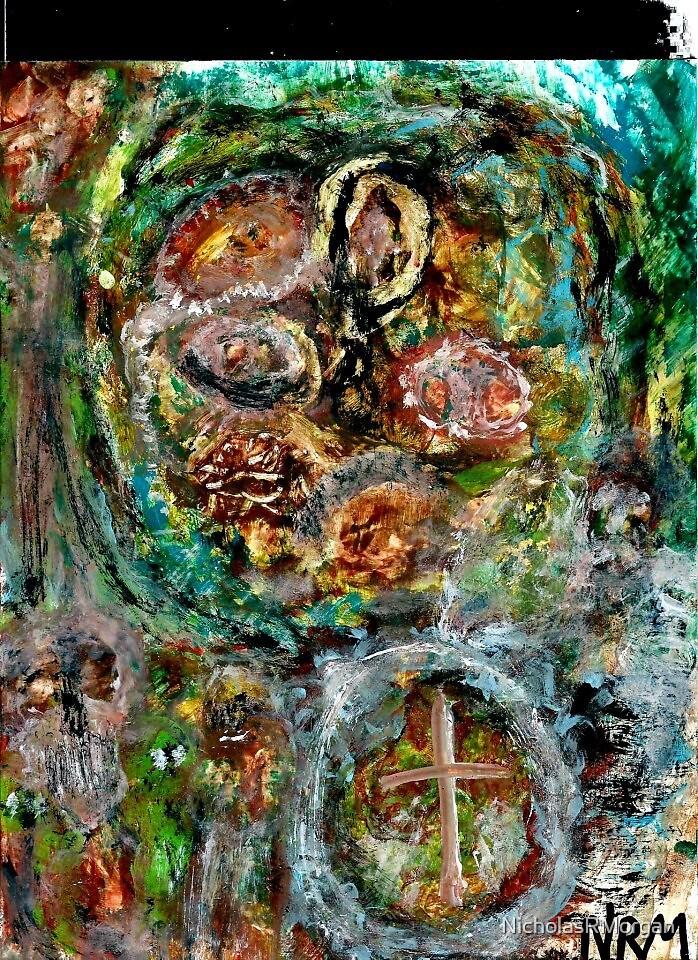 The Cross to salvation by NicholasRMorgan