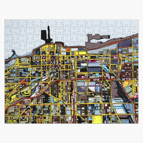 Chicago, IL Jigsaw Puzzle