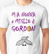 Masterchef - Mia Nonna E' Meglio Di Gordon Ramsay T-Shirt