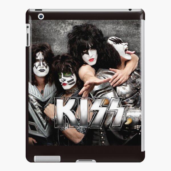 KISS grey look up close iPad Snap Case