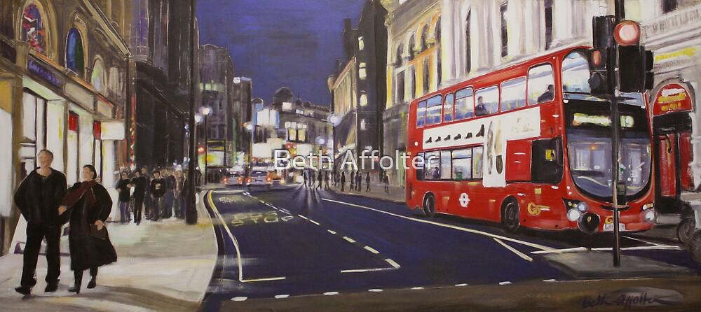 London Nightlife by Beth Affolter
