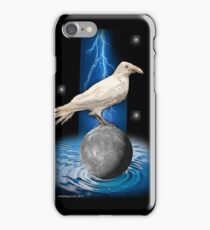 crow 3 iPhone Case/Skin