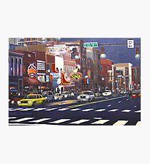 Downtown Nashville Photographic Print