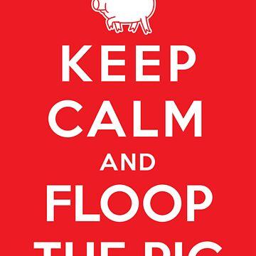 Floop the Pig by agreatrandom