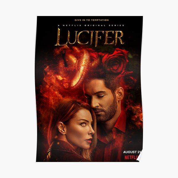 Lucifer et Chloé - Tentation Poster