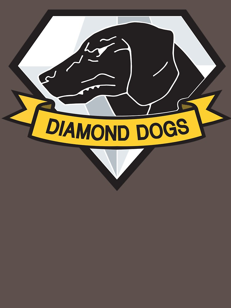 Diamond Dogs (MGSV) by crimzind