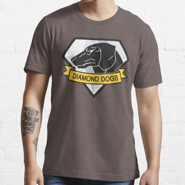 Diamond Dogs (MGSV) Essential T-Shirt