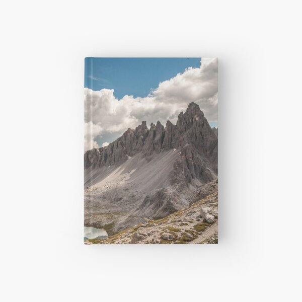 Monte Paterno Hardcover Journal
