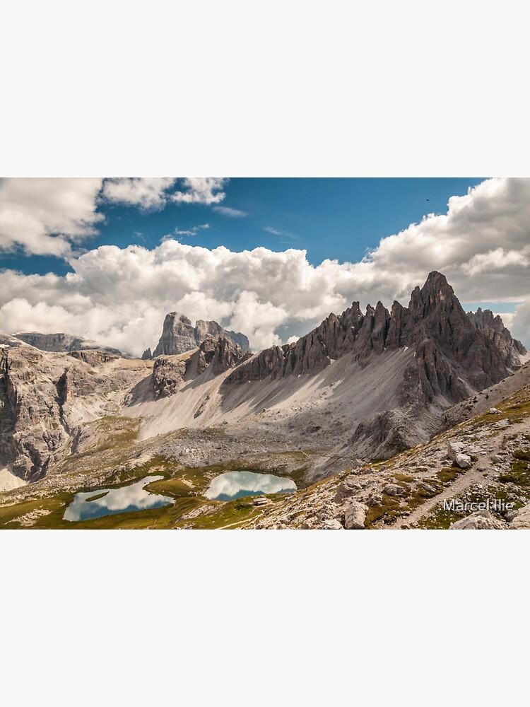 Monte Paterno by imaruseru