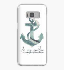 Anchors Aweigh Samsung Galaxy Case/Skin