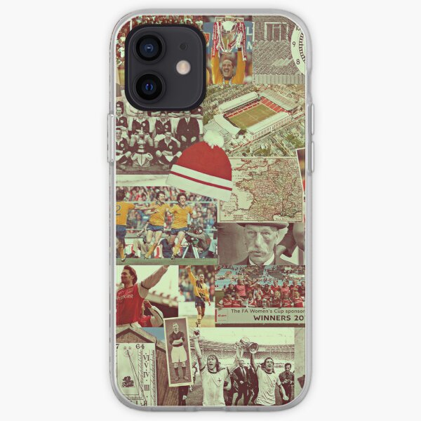Arsenal History Collae iPhone Case iPhone Soft Case