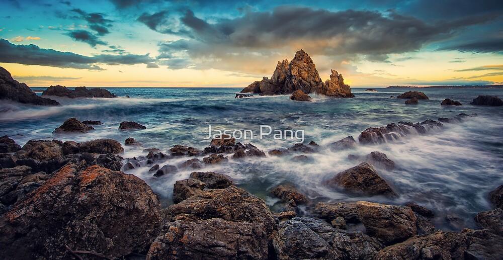 Sunset at Camel Rock by Jason Pang, FAPS FADPA