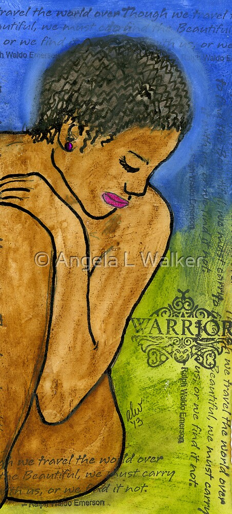 Night Before My FIGHT for Life by © Angela L Walker
