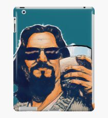 The Dude and the White Russian iPad Case/Skin