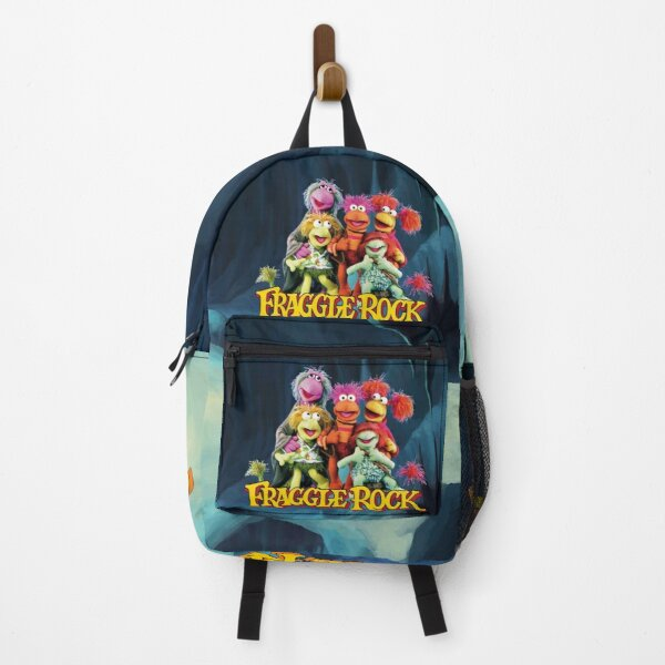 Fraggle Rock - Characters cave Backpack