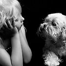 Dogs are a girls best friend by wendywoo1972