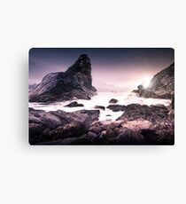 Just Over the Horizon Canvas Print