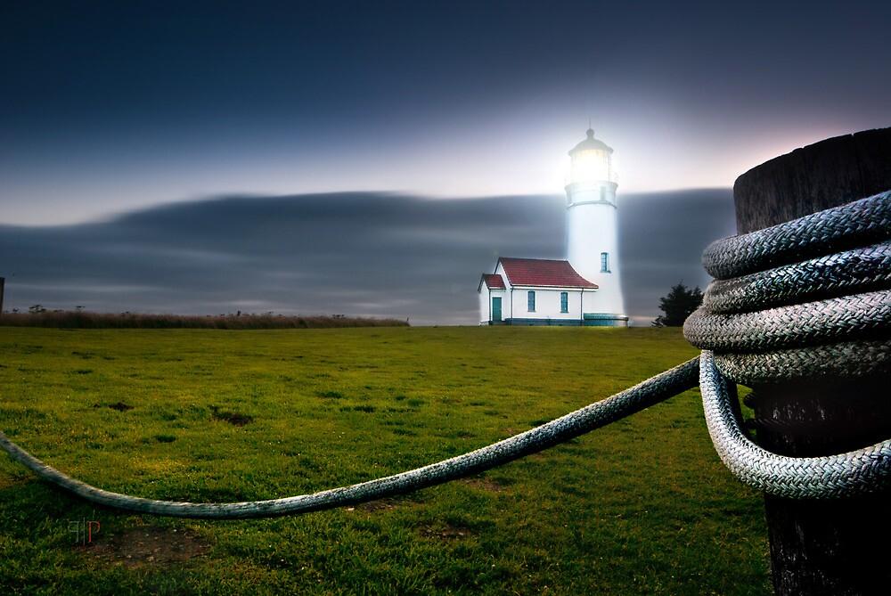 Lighthouse by Gil Folk